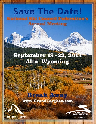NSCF 2013 Summit Meeting-SaveTheDate-Grand-Targhee-Resort