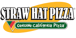 Strawhat Pizza Logo